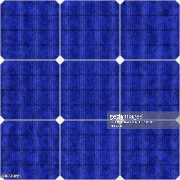 solar panel, illustration - close up stock illustrations