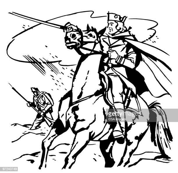 soldier - war stock illustrations