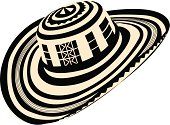 Sombrero Volteado