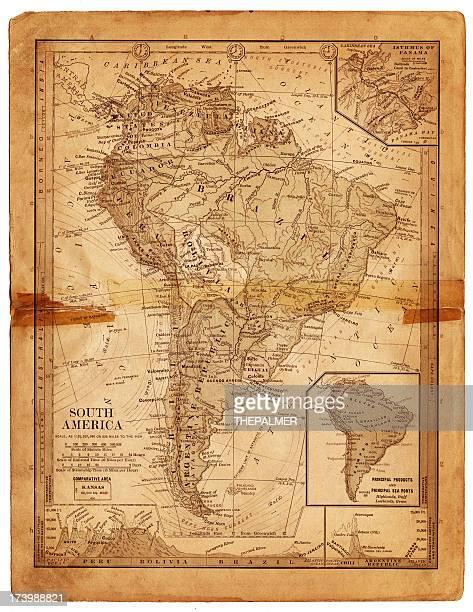 south america 1884