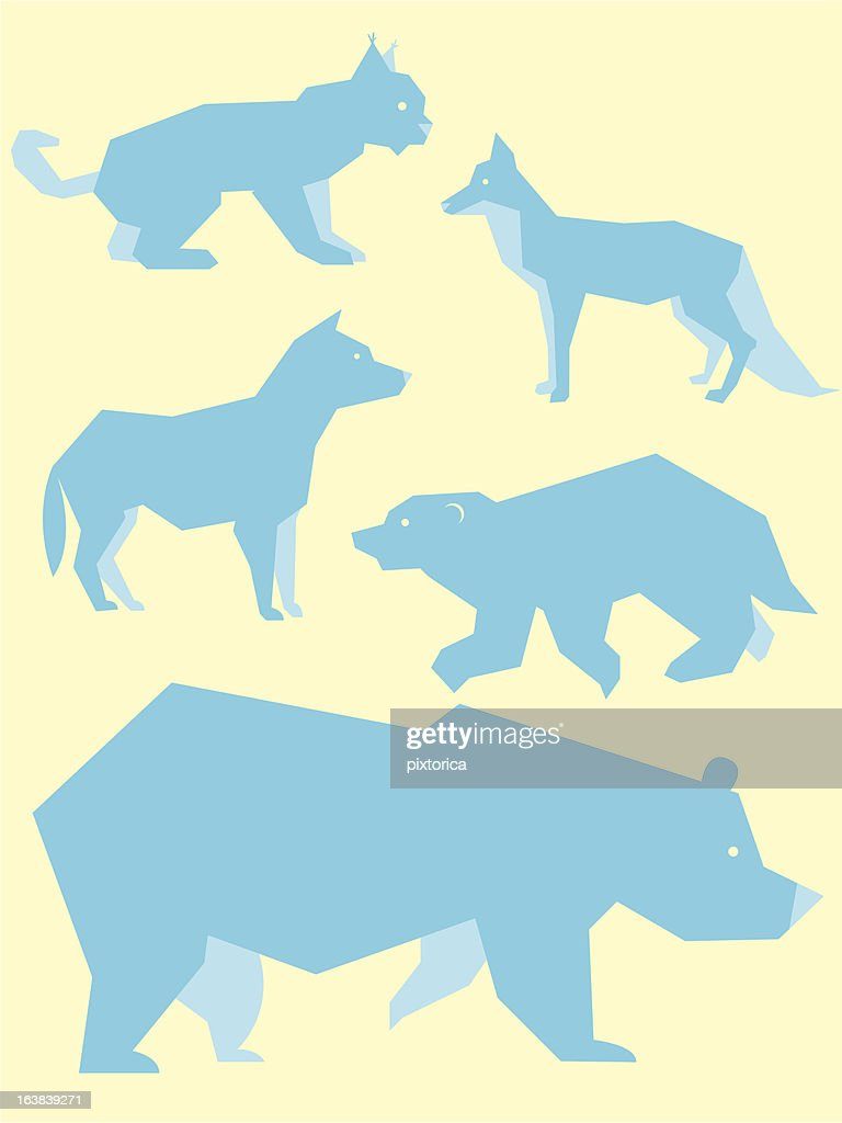 South West Siberian Predators