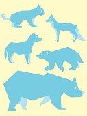 South West Siberian Predators