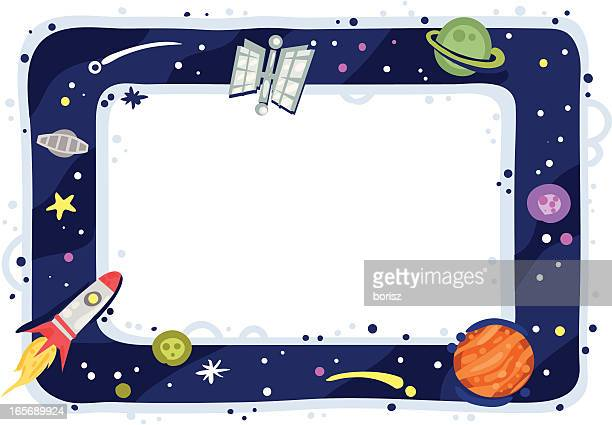 space frame - copy space stock illustrations, clip art, cartoons, & icons