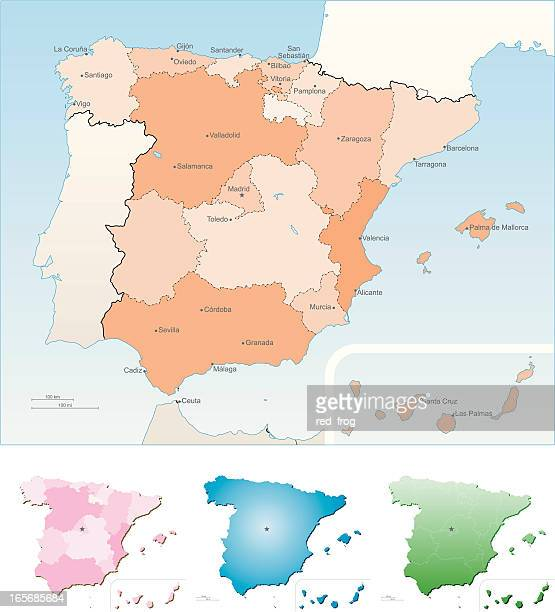 spanien - valencia spain stock-grafiken, -clipart, -cartoons und -symbole