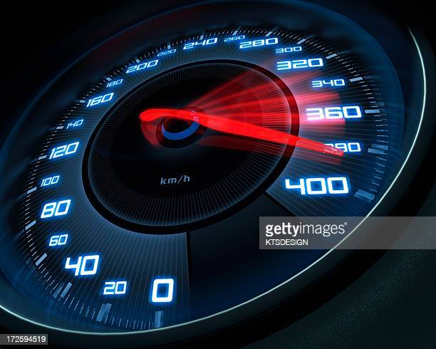 Speedometer, artwork