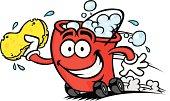 speedy car wash bucket