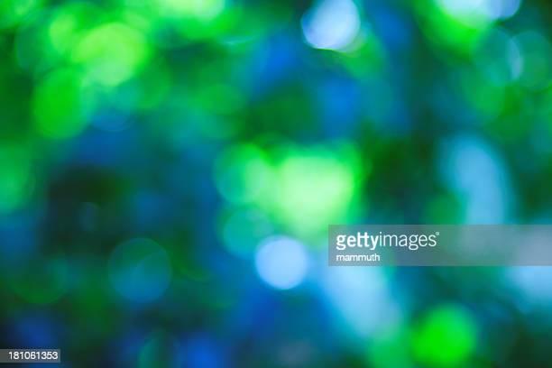 spring bokeh - green background stock illustrations, clip art, cartoons, & icons