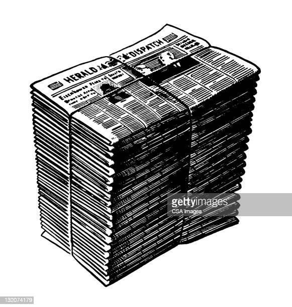 スタックの新聞
