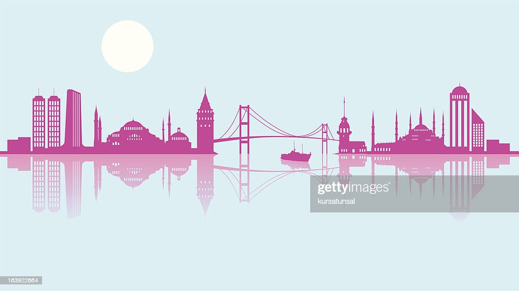 İstanbul silhouette