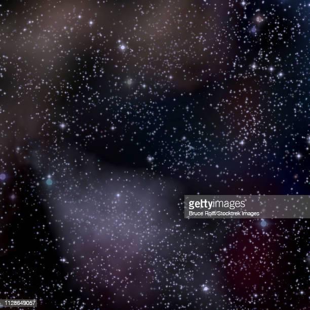 Starry Sky. Deep Space