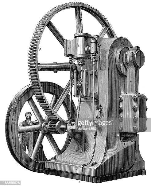 Steel Press Punch - Industrial Revolution Machinery