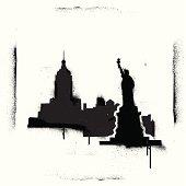 NYC Stencilscape