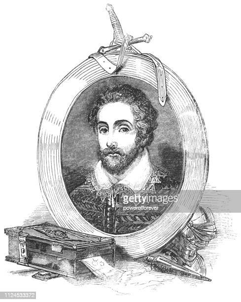 Still Life Portrait of Edmund Spenser
