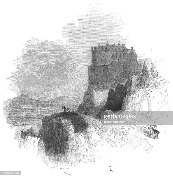 Stirling Castle in Stirling, Scotland - 17th Century