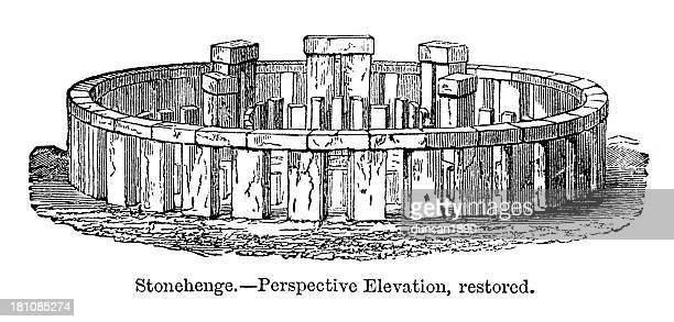 Stonehenge - Restored