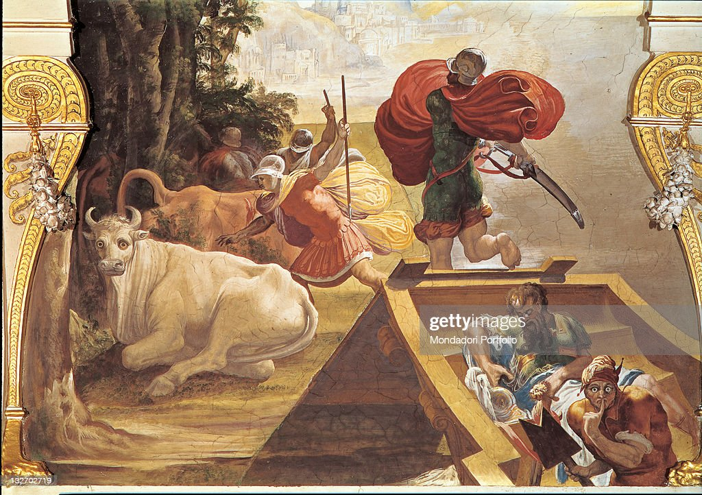 The Cattle Of Son God Odyssey English 2017