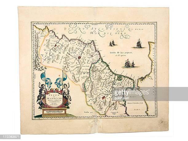 Straits of Gibraltar and Morocco