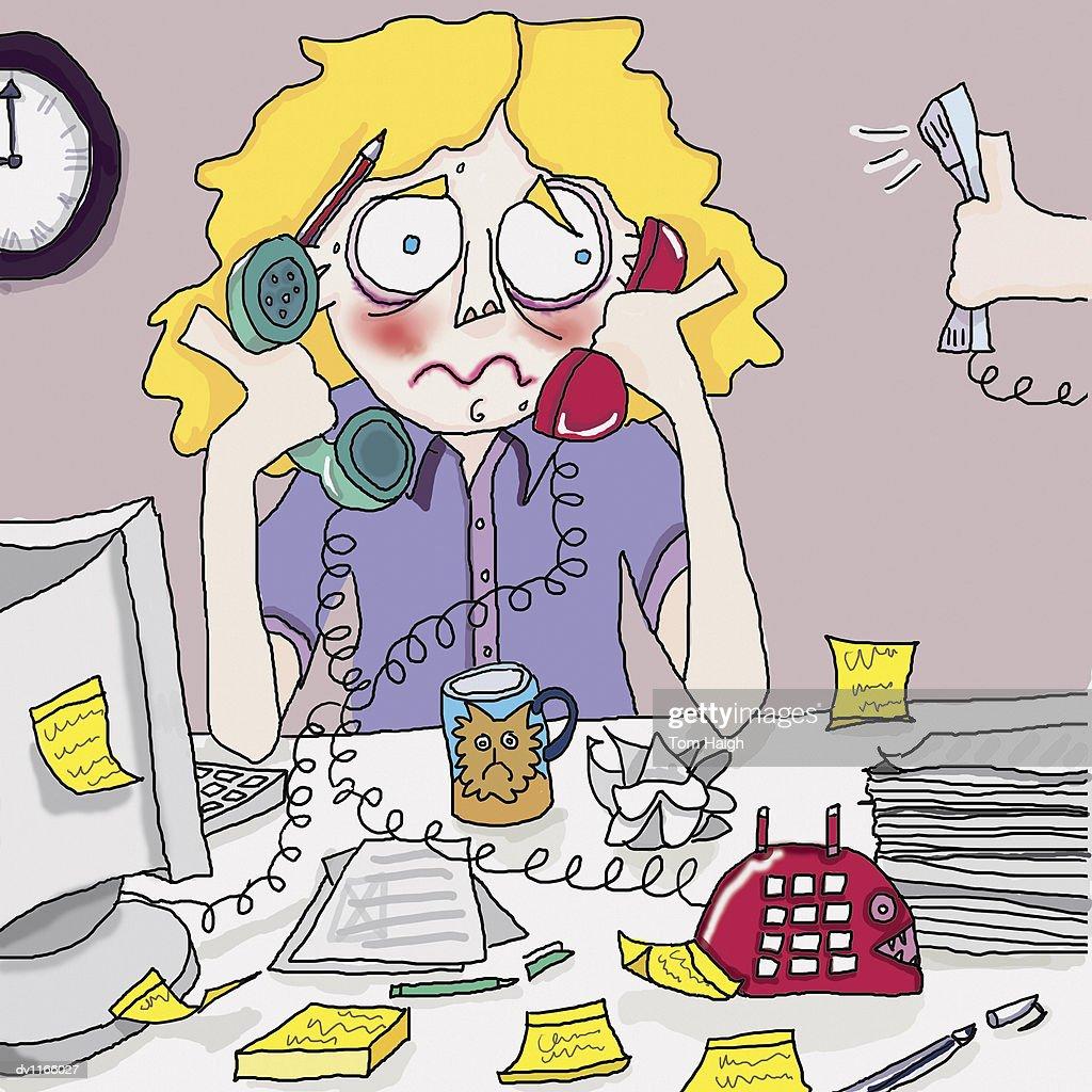 Картинка прикол стресс