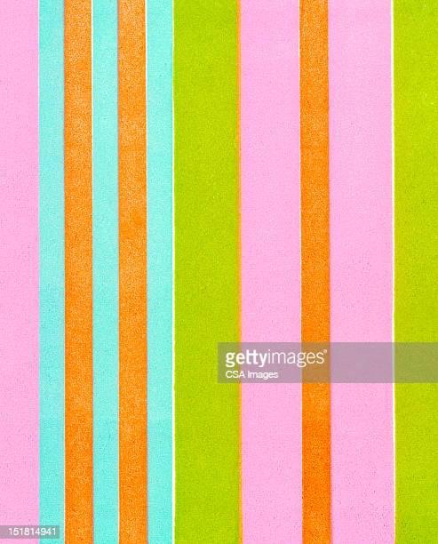 stripe pattern - vertical stock illustrations