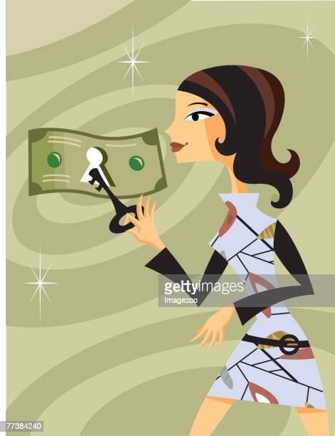 success - cash flow stock illustrations, clip art, cartoons, & icons