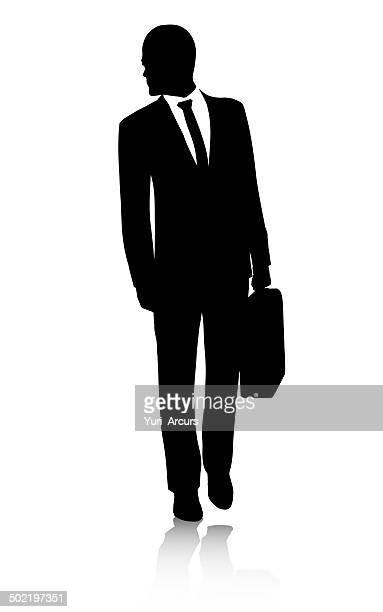 Success in a suit