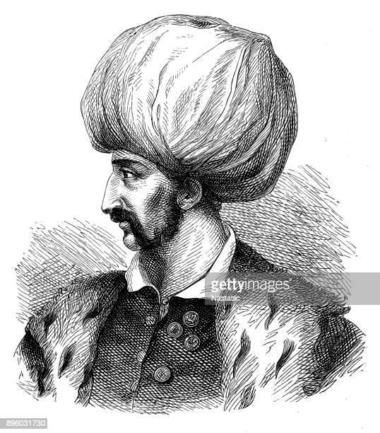 Suleiman the Magnificent, sultan of the Ottoman Empire