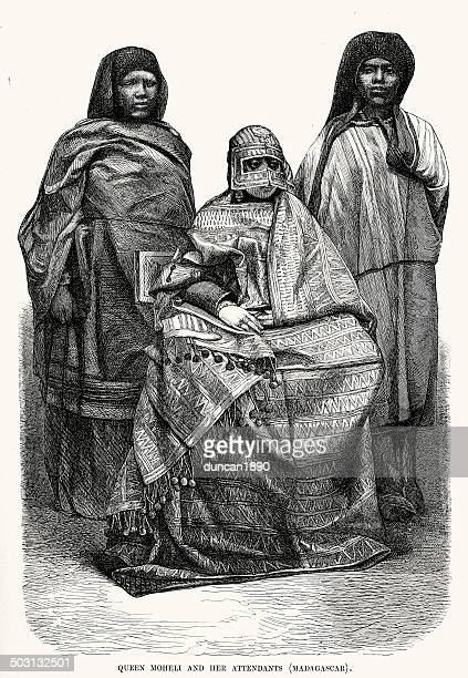 Sultan or Queen Jumbe Fatima bint Abderremane, Queen of Moheli