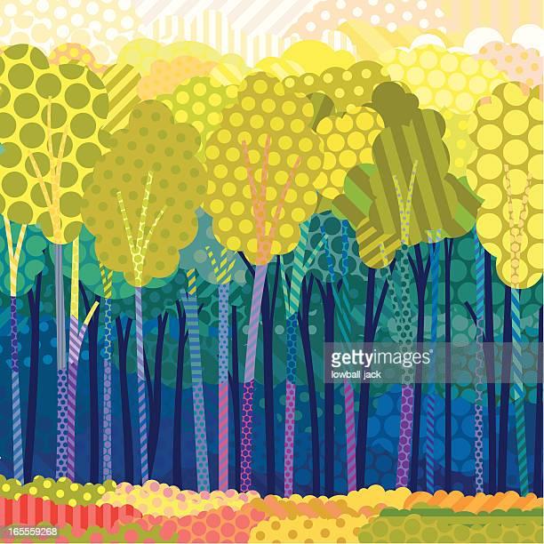 夏の色 - 林点のイラスト素材/クリップアート素材/マンガ素材/アイコン素材