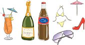 Summer design items