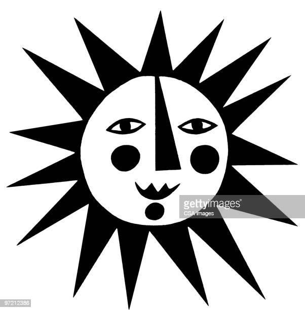 sun - 暦月点のイラスト素材/クリップアート素材/マンガ素材/アイコン素材