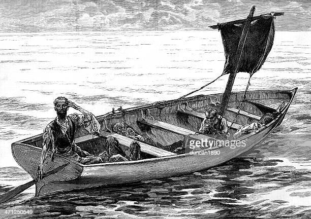 Survivors of a Shipwreck