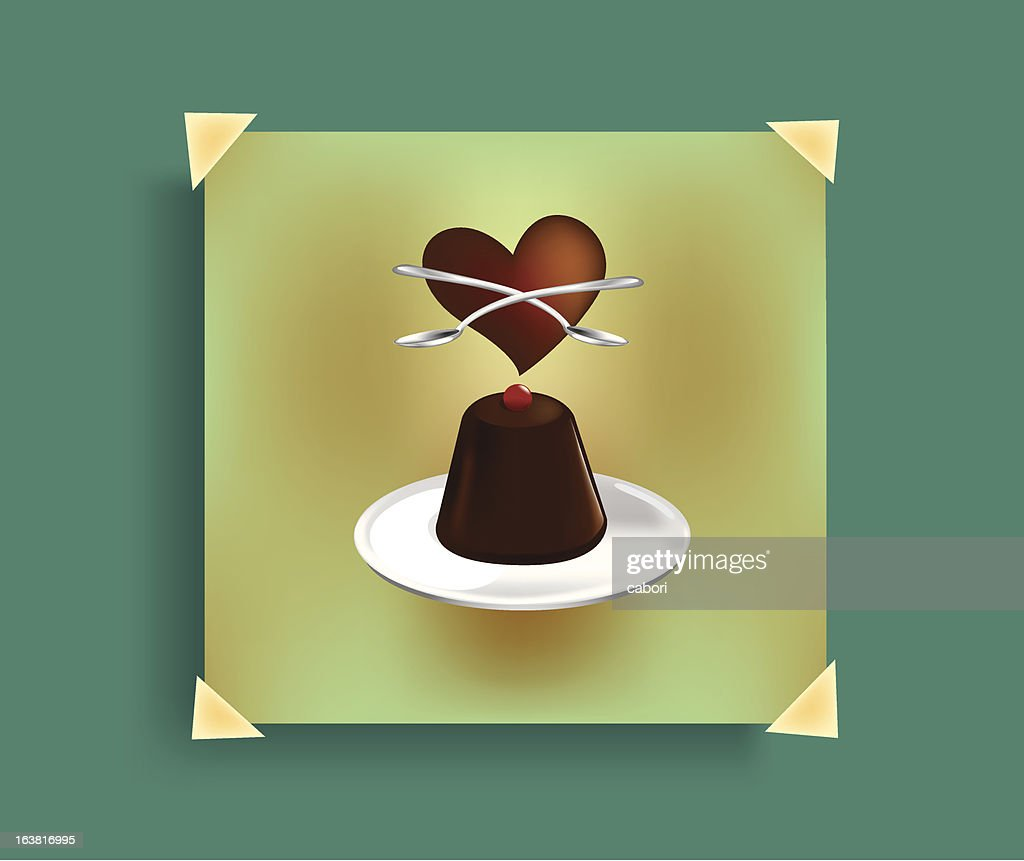 Dolce Cuore Per San Valentino Vector Art Getty Images