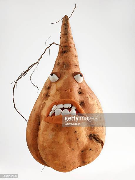Sweet Potato Portrait