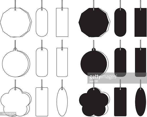 swingticket &gifttag テンプレートの製品です。 - 付着点のイラスト素材/クリップアート素材/マンガ素材/アイコン素材