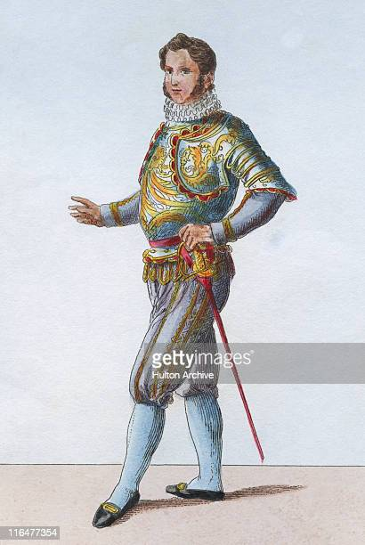 swiss guard captain - army soldier stock illustrations