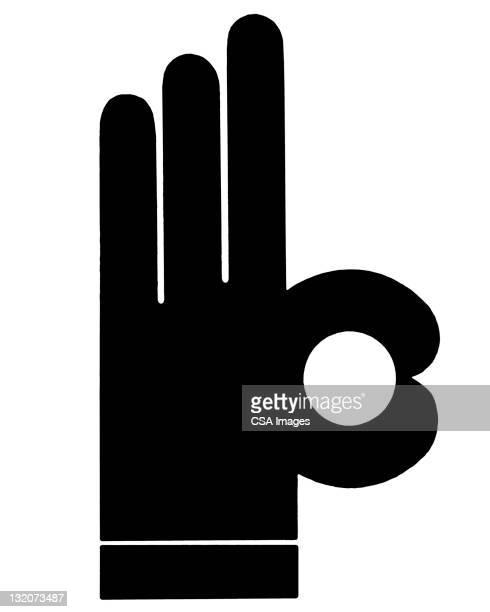 o.k. symbol - ok sign stock illustrations, clip art, cartoons, & icons