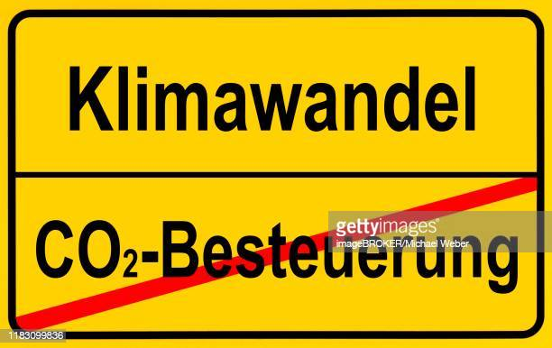 symbol image of the connection between climate change and co2 taxation, germany - {{relatedsearchurl('racing')}} stock illustrations, clip art, cartoons, & icons