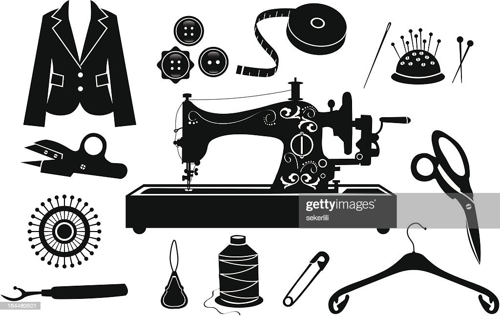 Tailor and Garment Sewing Set