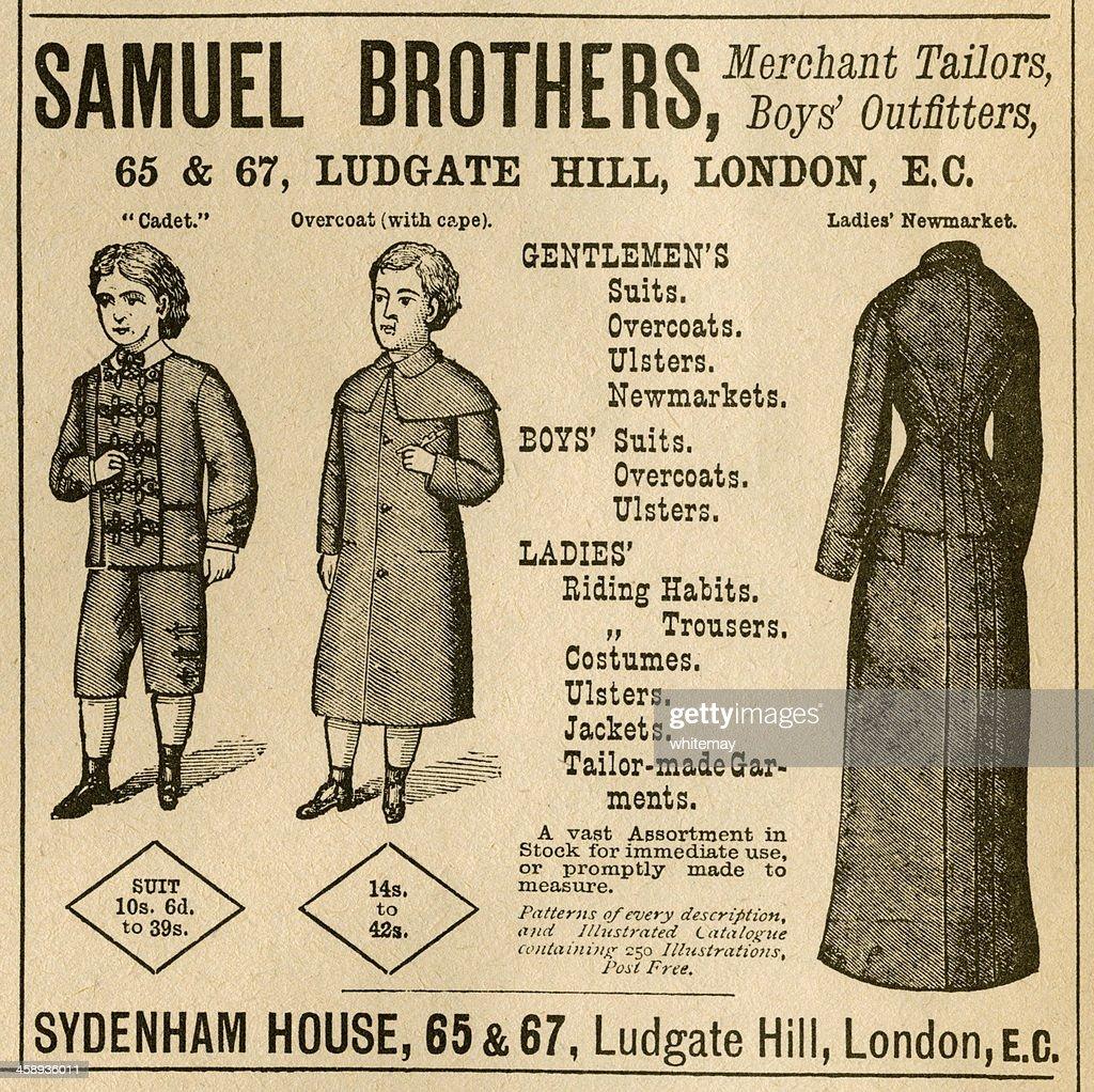 Personalizar a publicidade em 1881 : Ilustração