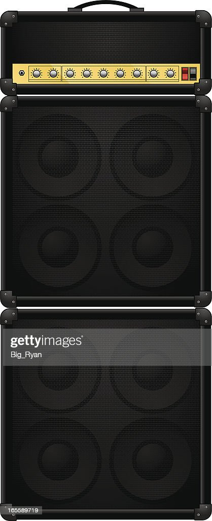 tall amp
