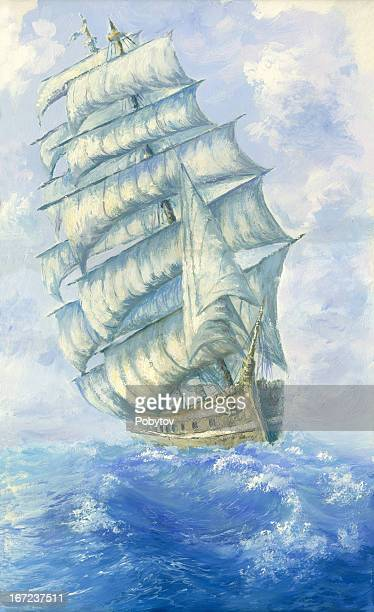 Tall Sailing Ship