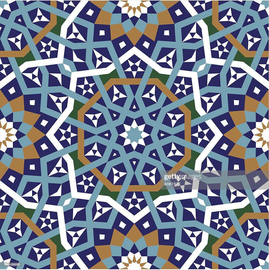 Tan Seamless Pattern Two