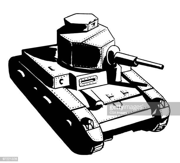 tank - military stock illustrations