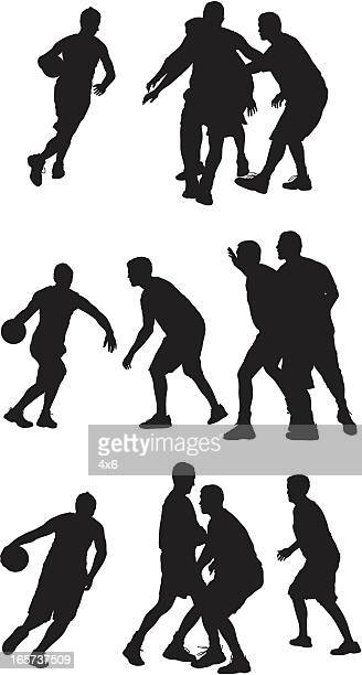Team sport basketball
