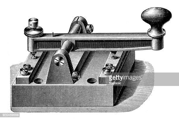 telegraph - obsolete stock illustrations