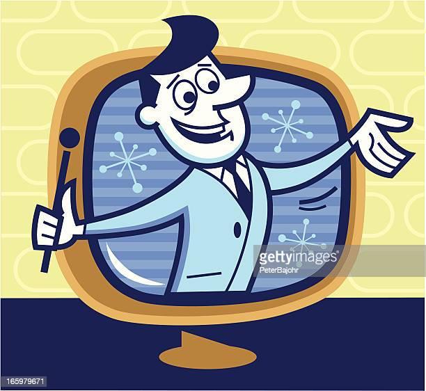 Apresentador de televisão