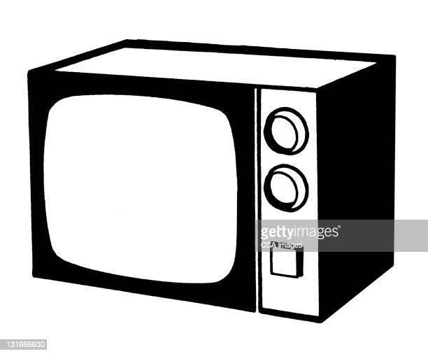 television - computer icon stock illustrations