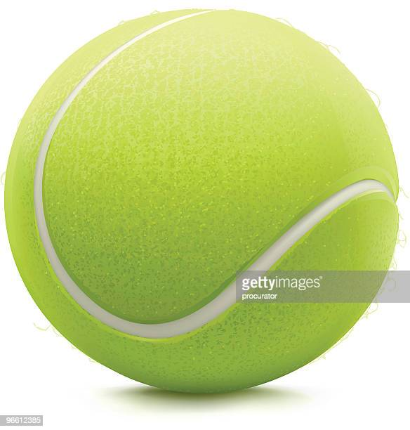 tennis ball - tennis stock illustrations