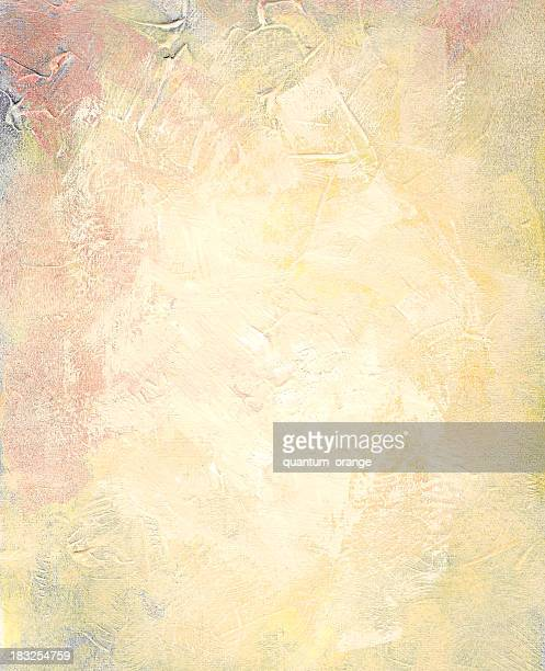 a textured background with plaster effect - beige stock illustrations