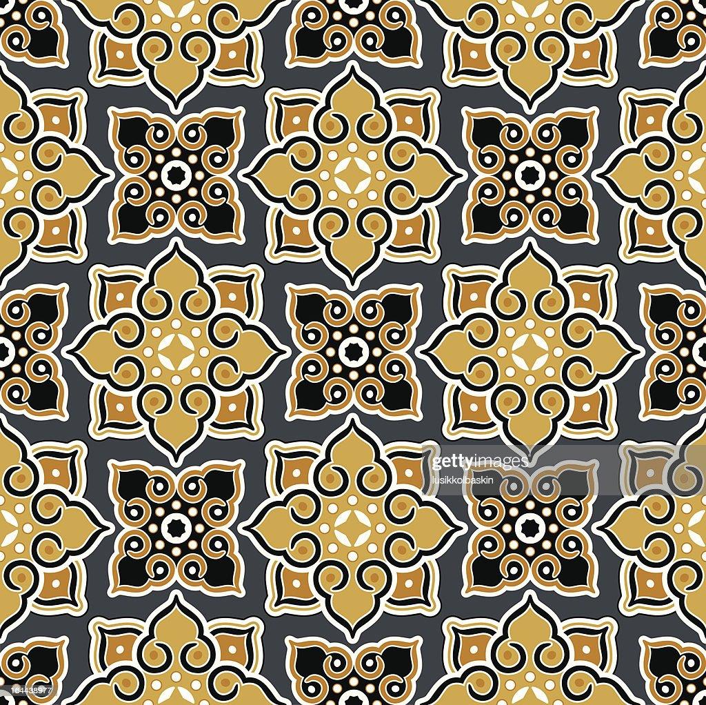 thailand background pattern